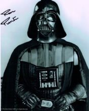 Ron Punter Autograph Signed Photo - Star Wars